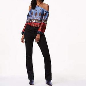 Loft Curvy Bootcut Corduroy Pants NWT Size 2 (26)